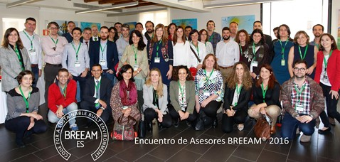 BREEAM Assessors 2016 Meeting