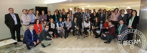 RLA participates in the 1st BREEAM® Encounter
