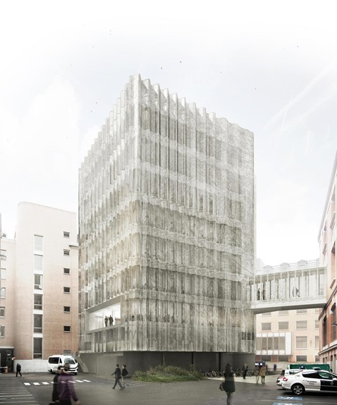 RUIZ-LARREA & ASOCIADOS WINS CIBELES TOWER COMPETITION